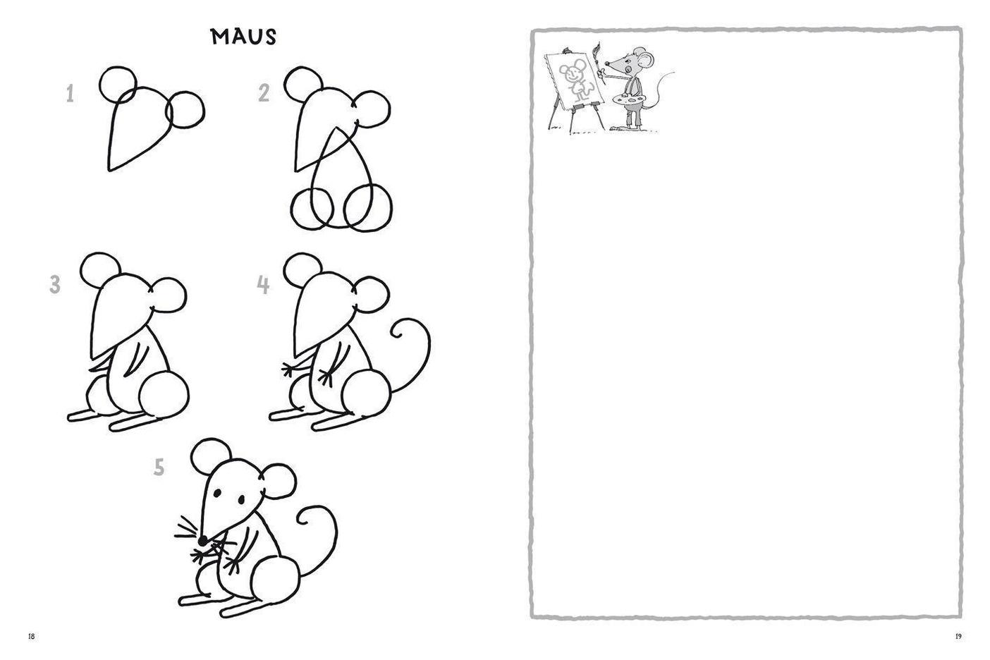 Zeichnen leicht gemacht für kinder