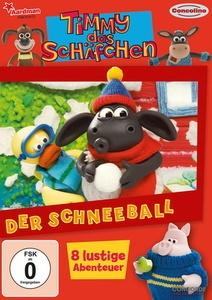 Image of Timmy das Schäfchen - Der Schneeball