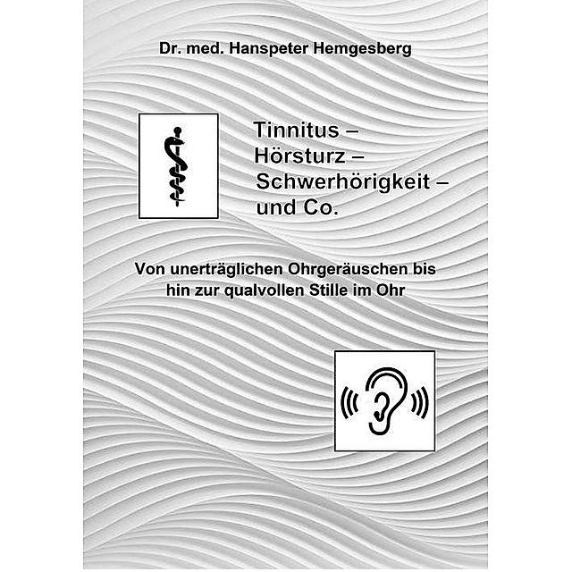 Tinnitus Horsturz Co Ebook Jetzt Bei Weltbild De