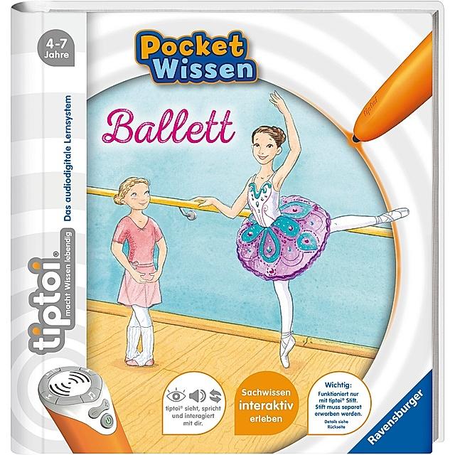 Tiptoi Tiptoi Ballett Buch Versandkostenfrei Bei Weltbild De Bestellen