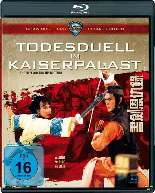 Image of Todesduell im Kaiserpalast Special Edition