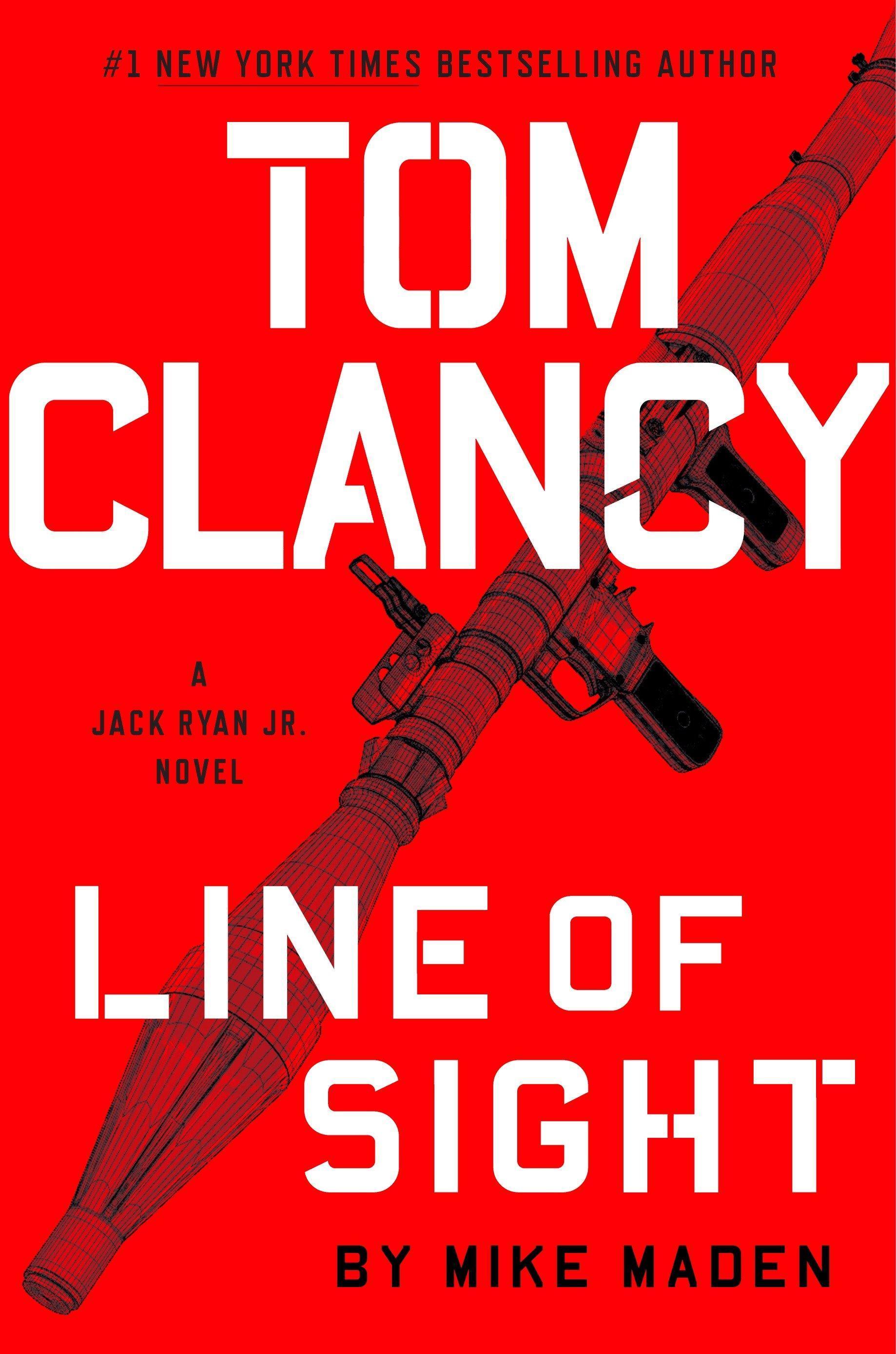 Tom Clancy Line of Sight Buch von Mike Maden