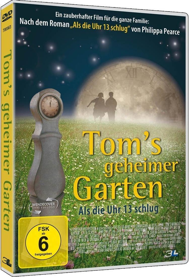 Tom S Geheimer Garten Als Die Uhr 13 Schlug Dvd Weltbild De