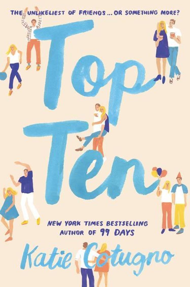 Top Ten Buch von Katie Cotugno jetzt bei Weltbild.ch bestellen