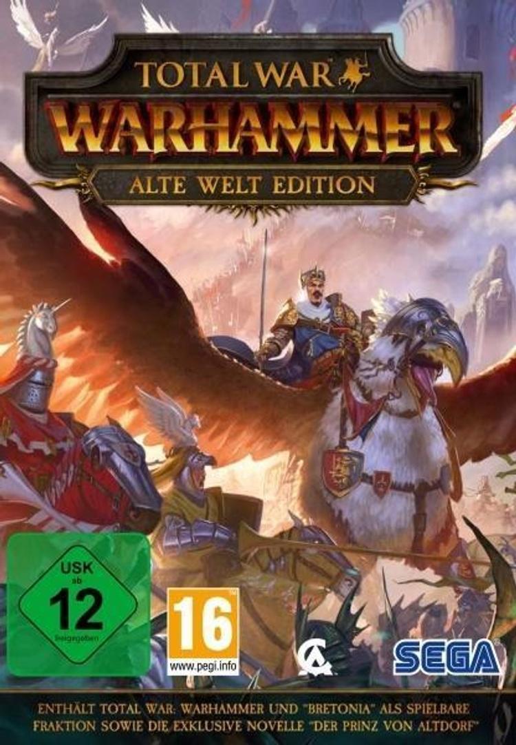 Total War: Warhammer Alte Welt Edition bestellen   Weltbild.at