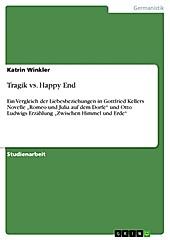 Tragik vs. Happy End - eBook - Katrin Winkler,