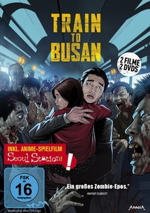 Image of Train to Busan + Seoul Station