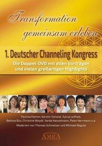 Image of TRANSFORMATION GEMEINSAM ERLEBEN. ERSTER DEUTSCHER CHANNELING KONGRESS (Doppel-DVD in Box), 2 DVD-Video