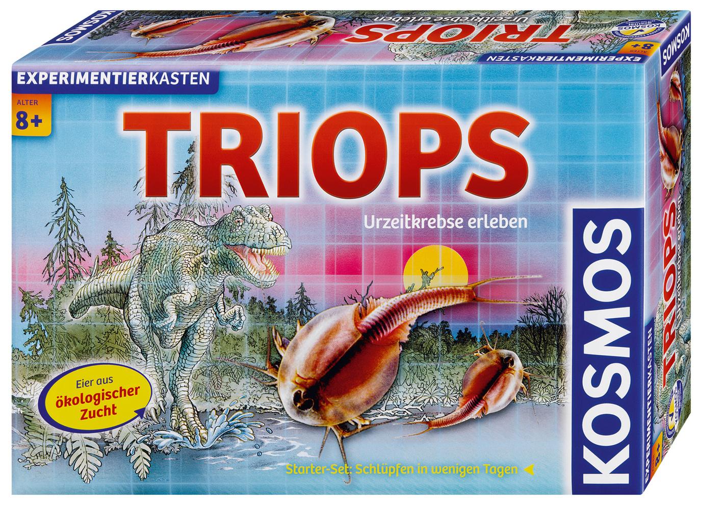 Triops - Urzeitkrebse erleben jetzt bei Weltbild.de bestellen
