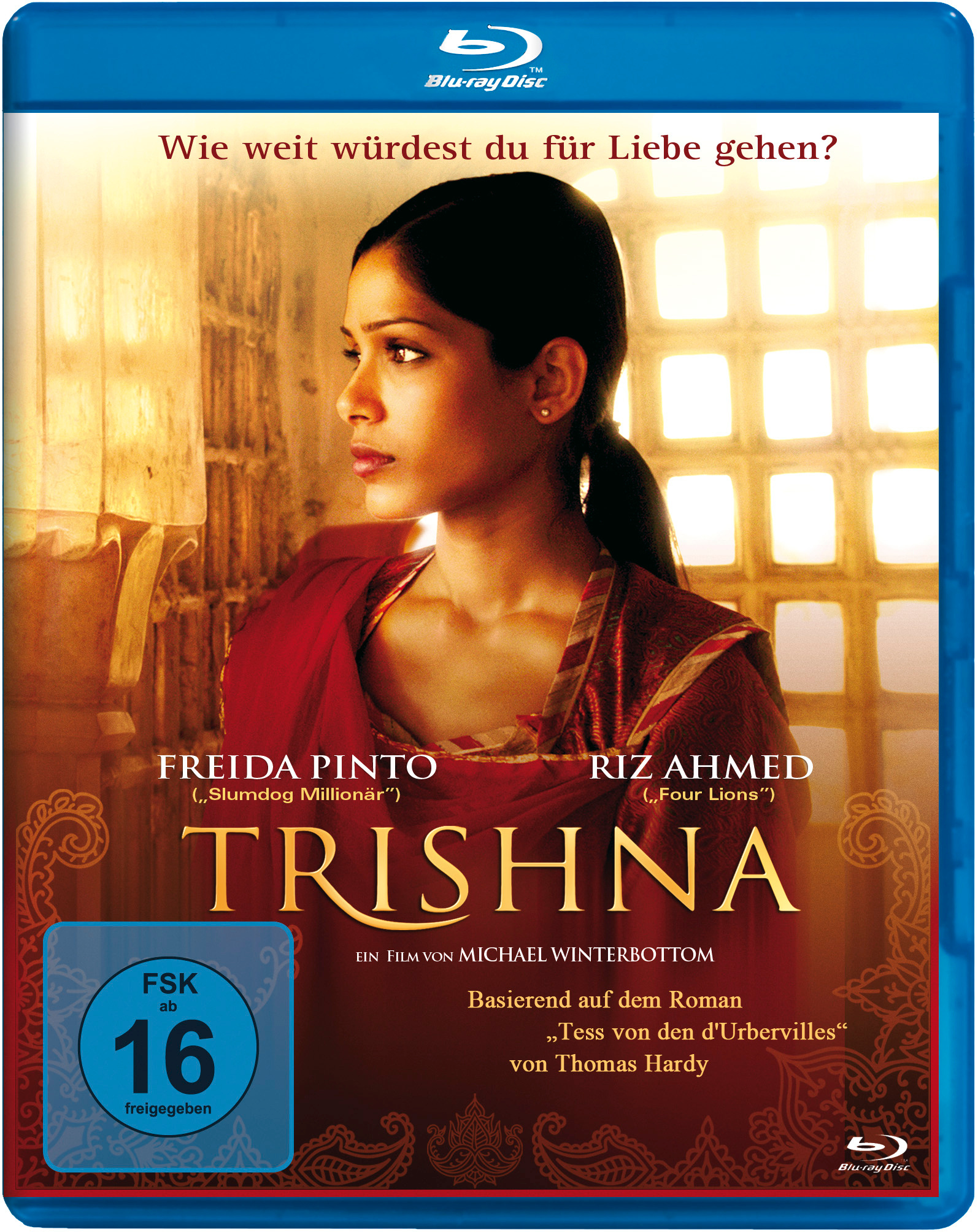Trishna (2011) UNRATED English 720p HEVC BluRay x265 AAC ESubs Full Hollywood Movie [550MB]