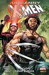 Uncanny X-Men: 3 Uncanny X-Men 3 - Cyclops kehrt zurück - eBook - Matthew Rosenberg,