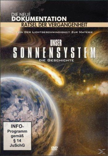 Image of Unser Sonnensystem, DVD