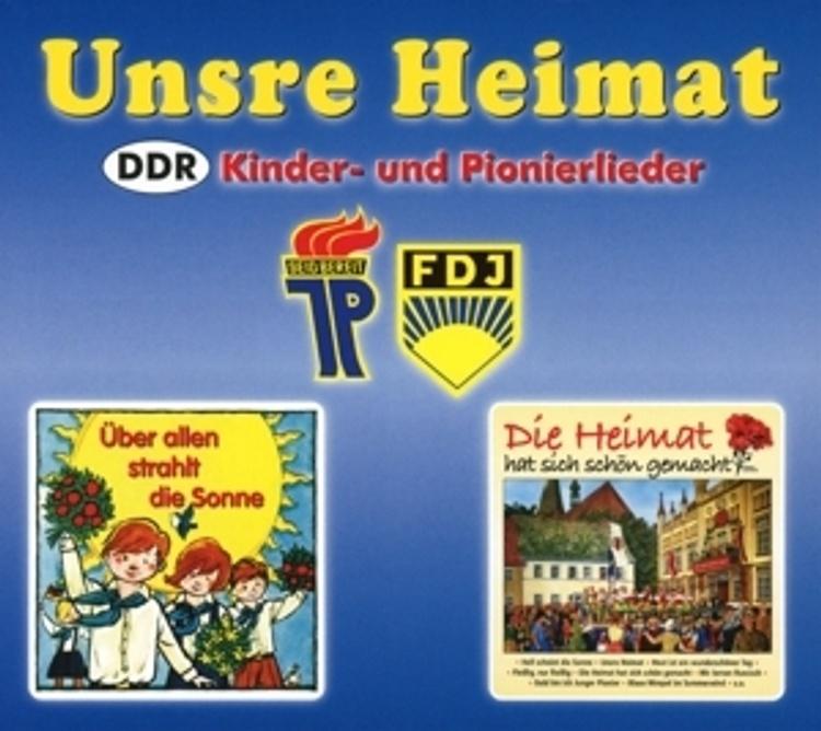 Unsre Heimat Cd Von Ddr Kinder Und Pionierlieder Bei Weltbild De
