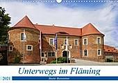 Unterwegs im Fläming (Wandkalender 2021 DIN A3 quer) - Kalender - Beate Bussenius,