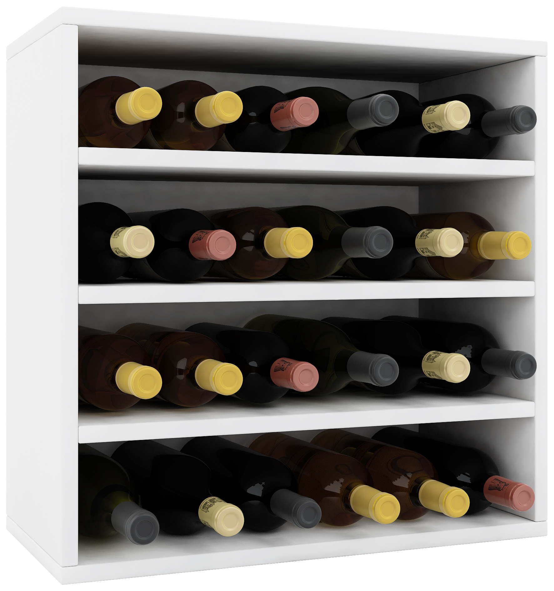 Vcm Wein Regalserie Regal Weinregal Weinschrank Weinflaschen Schrank Holz Wurfel Flaschen Aufbewahrung Weino Vcm Weinregal Serie Weino Farbe Weino Lv Weiss Weltbild De