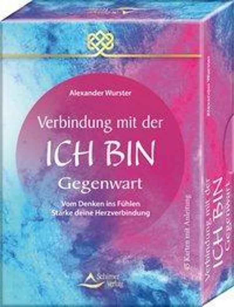 Verbindung Mit Der Ich Bin Gegenwart 45 Karten Mit Anleitung Buch