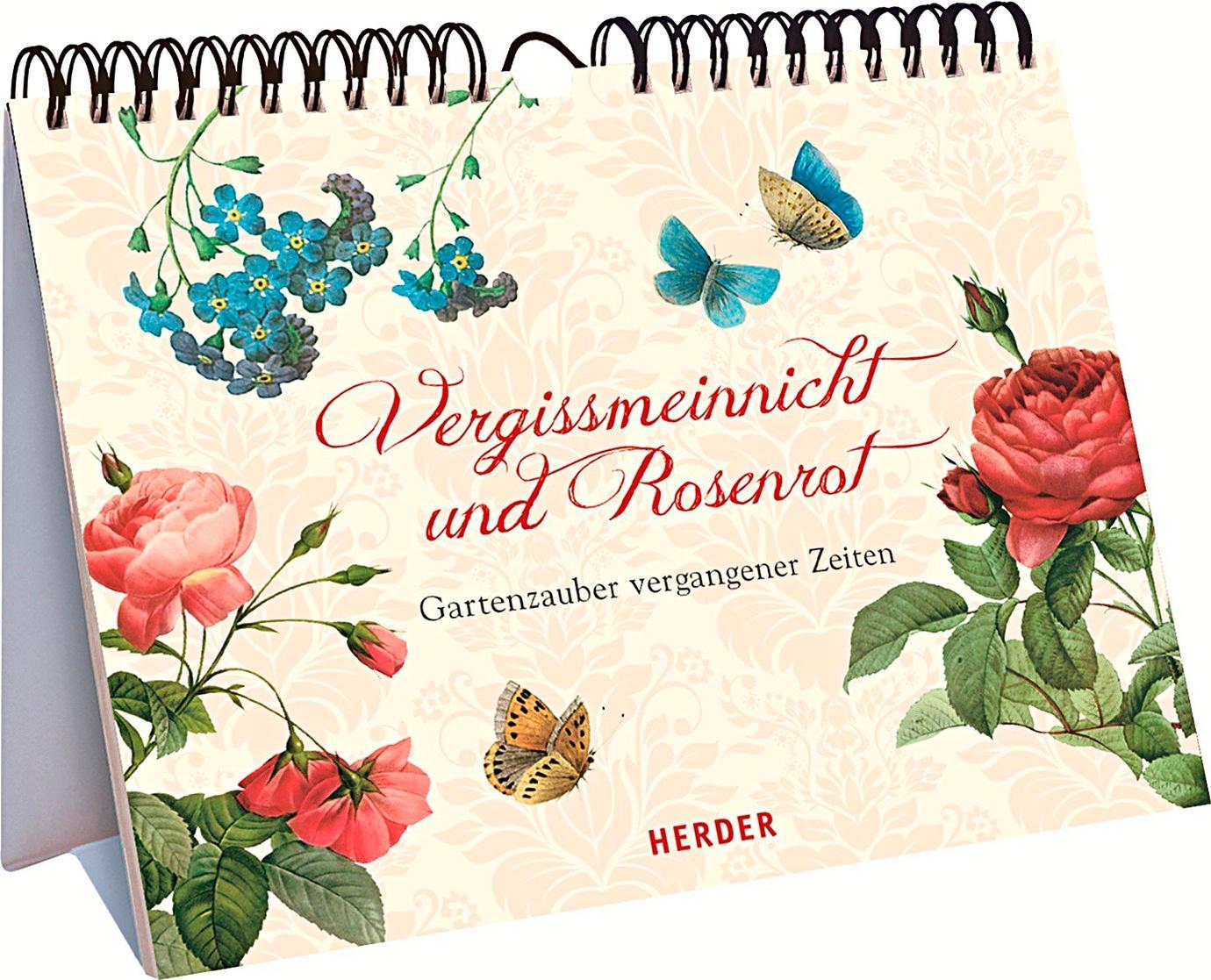 Vergissmeinnicht Und Rosenrot Aufstellbuch Buch Kaufen