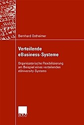 Verteilende eBusiness-Systeme - eBook - Bernhard Ostheimer,