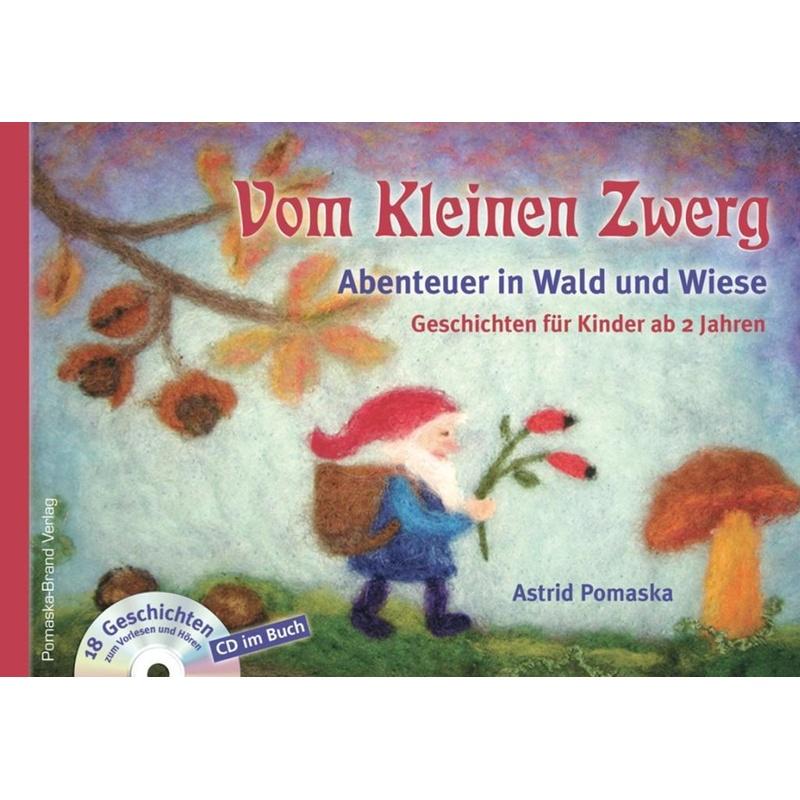 Vom Kleinen Zwerg, m. Audio-CD - Astrid Pomaska