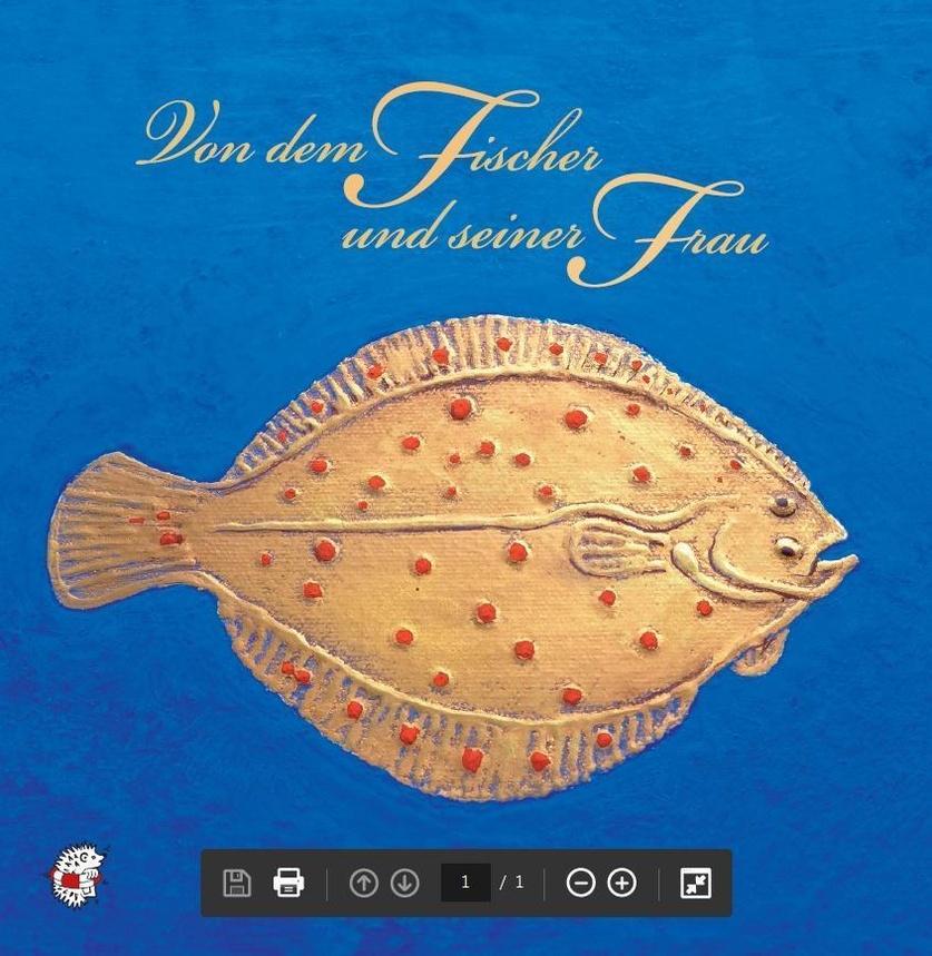 von dem fischer und seiner frau 1 audiocd hörbuch