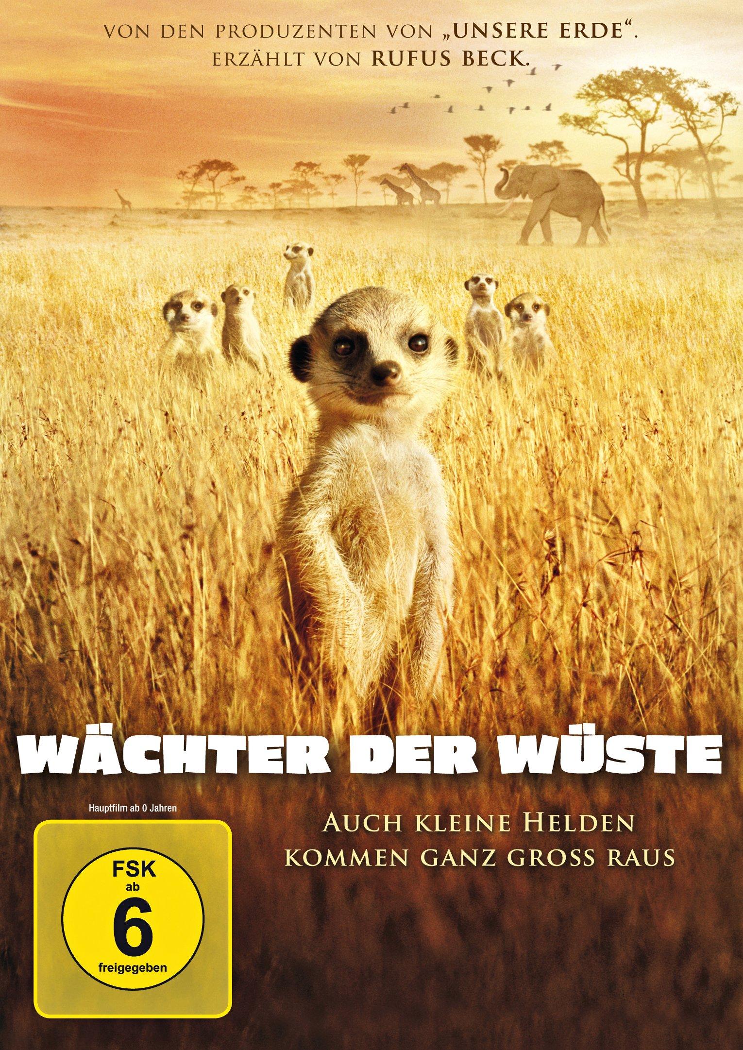 Image of Wächter der Wüste, DVD