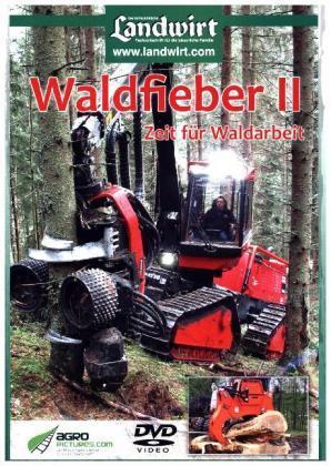 Image of Waldfieber - Zeit für Waldarbeit, 1 DVD