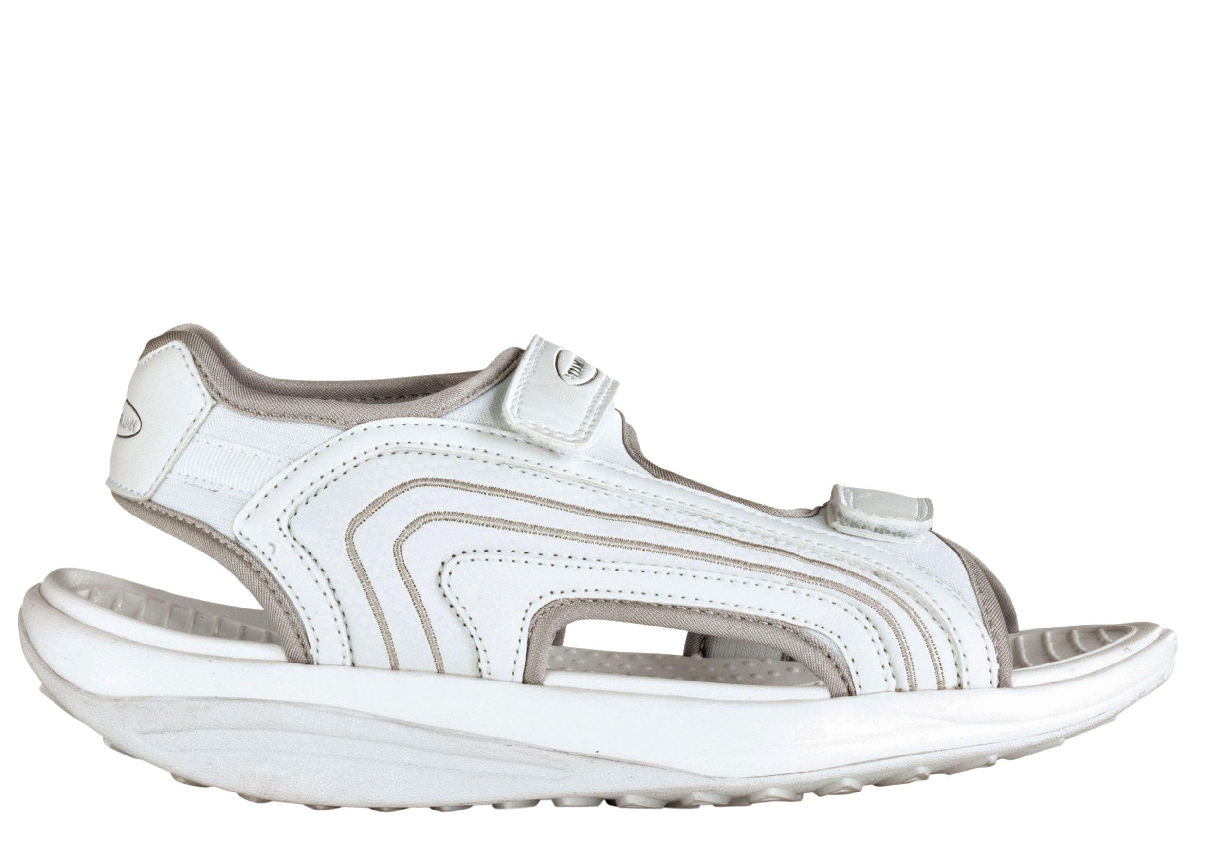 WalkMaxx Sandale, weiß Größe: 44 jetzt bei Weltbild.at bestellen