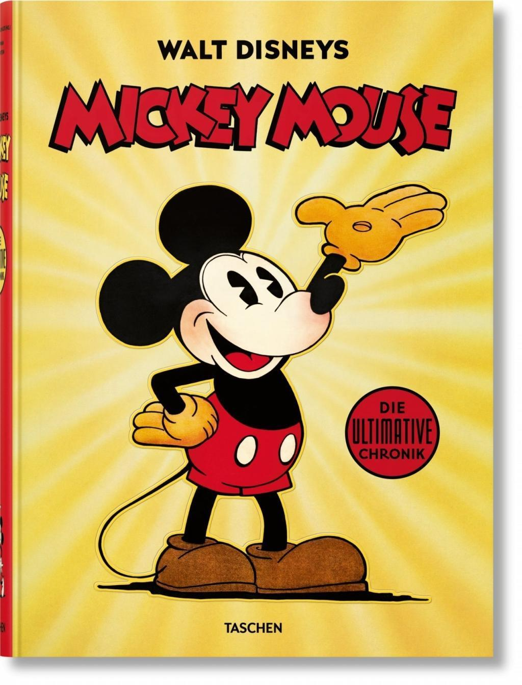 Micky Maus 13 mm Kinder Knopf Disney