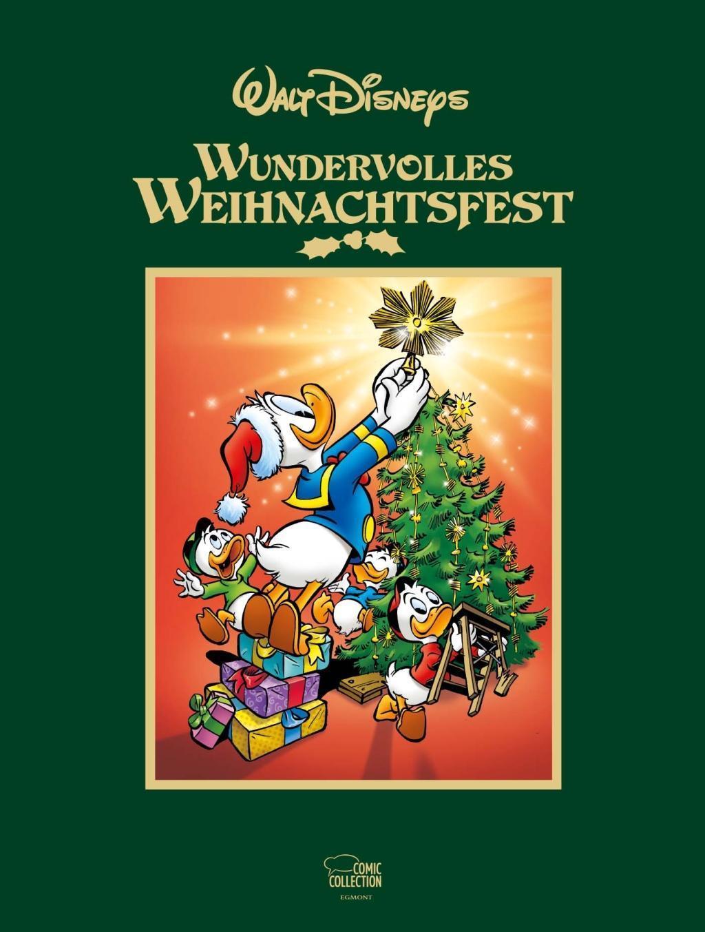 Walt Disneys Wundervolles Weihnachtsfest Buch Versandkostenfrei Bestellen