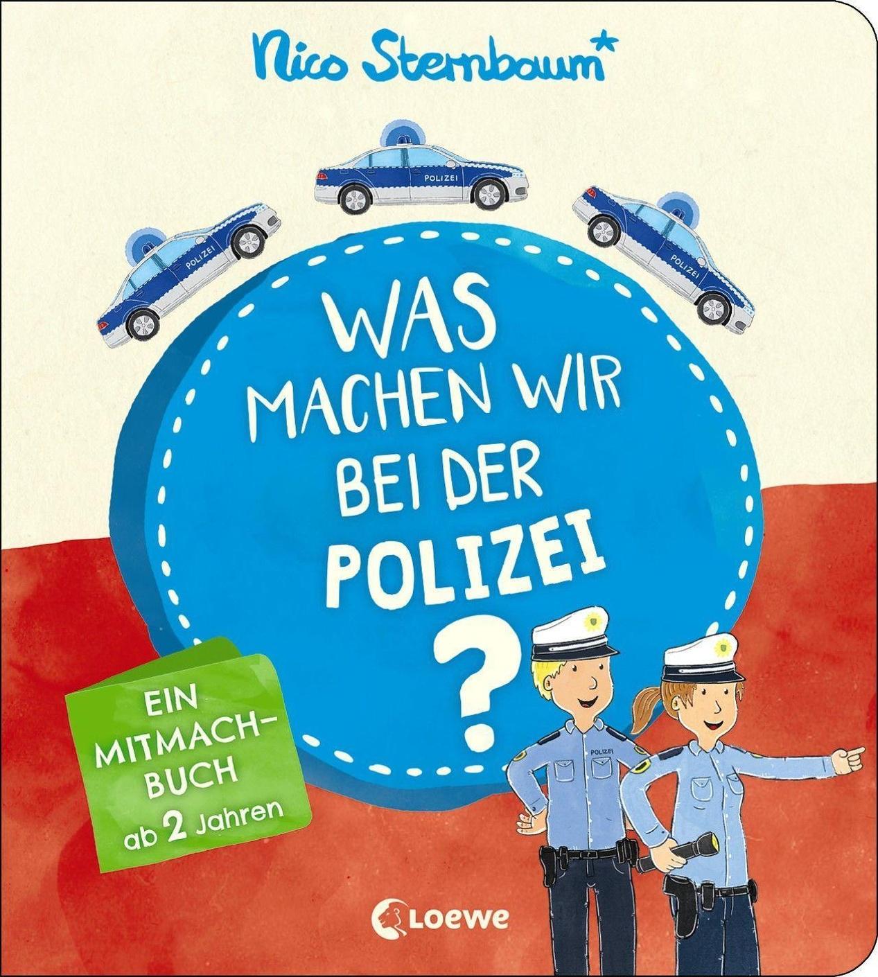 Was machen wir bei der Polizei