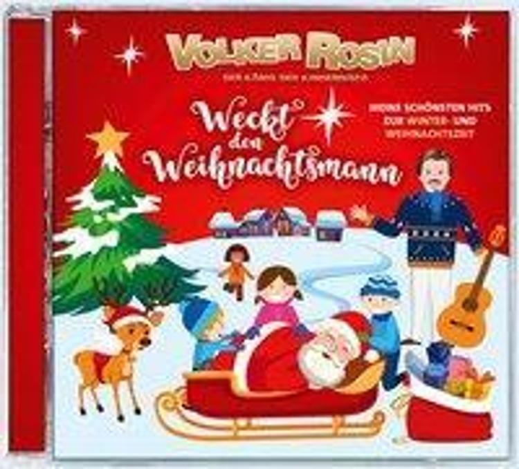 Weckt Den Weihnachtsmann 1 Audio Cd Horbuch Gunstig Bestellen