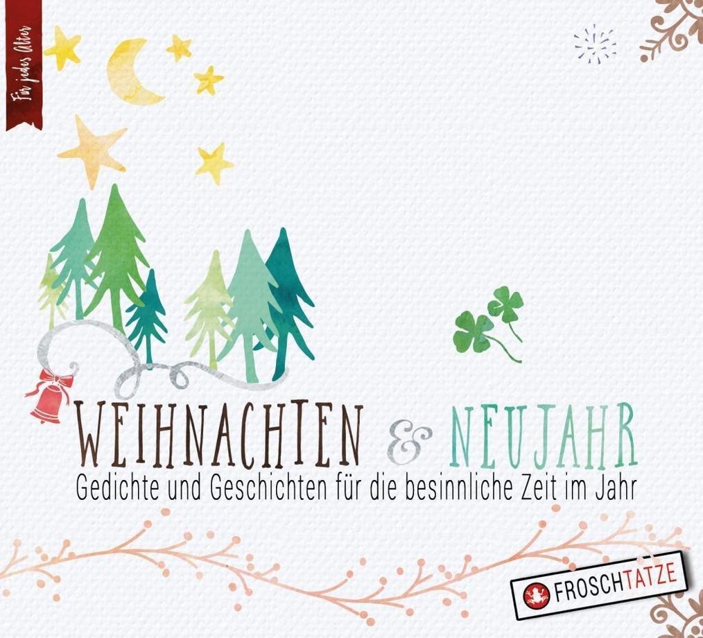 Weihnachten Neujahr Gedichte Geschichten Fur Die Besinnliche Zeit Im Jahr 1 Audio Cd Horbuch Jetzt Bei Weltbild Ch Bestellen