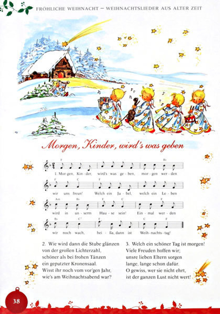englische weihnachtsgedichte für kinder