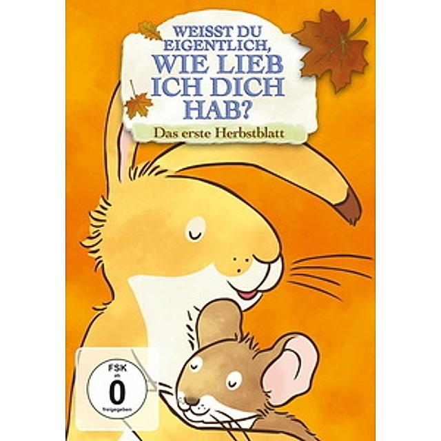 Weisst Du eigentlich, wie lieb ich Dich hab? - Das erste Herbstblatt Film | Weltbild.ch