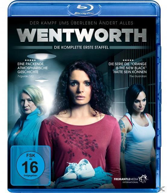 Image of Wentworth - Staffel 1 BLU-RAY Box
