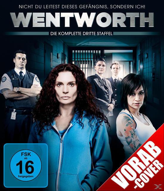Image of Wentworth - Staffel 3 - Nicht Du leitest dieses Gefängis, sondern ich! BLU-RAY Box