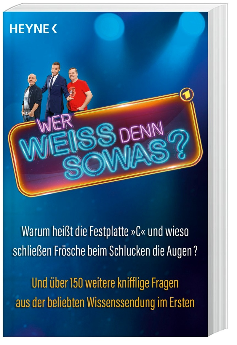 Wer Weiss Denn Sowas Bd 1 Buch Versandkostenfrei Bei Weltbild At Bestellen