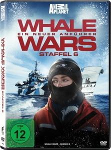 Image of Whale Wars - Ein neuer Anführer, Staffel 6