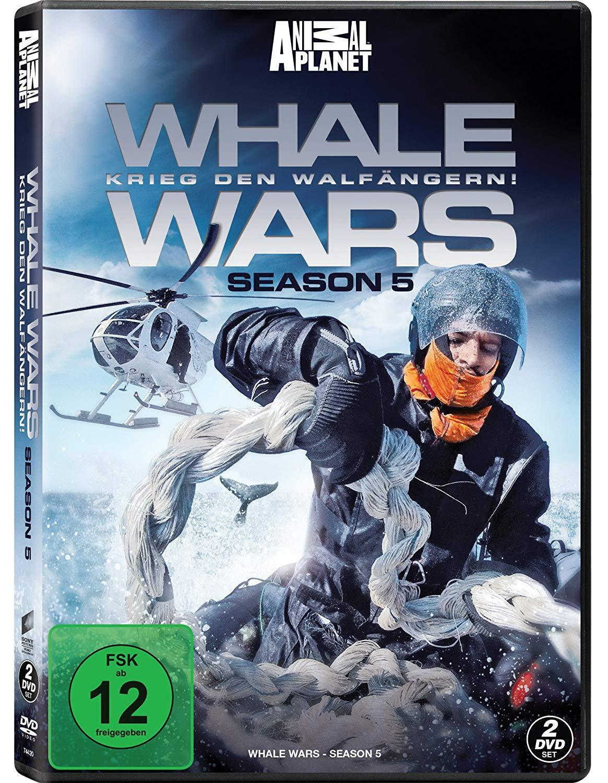 Image of Whale Wars - Krieg den Walfängern! Staffel 5