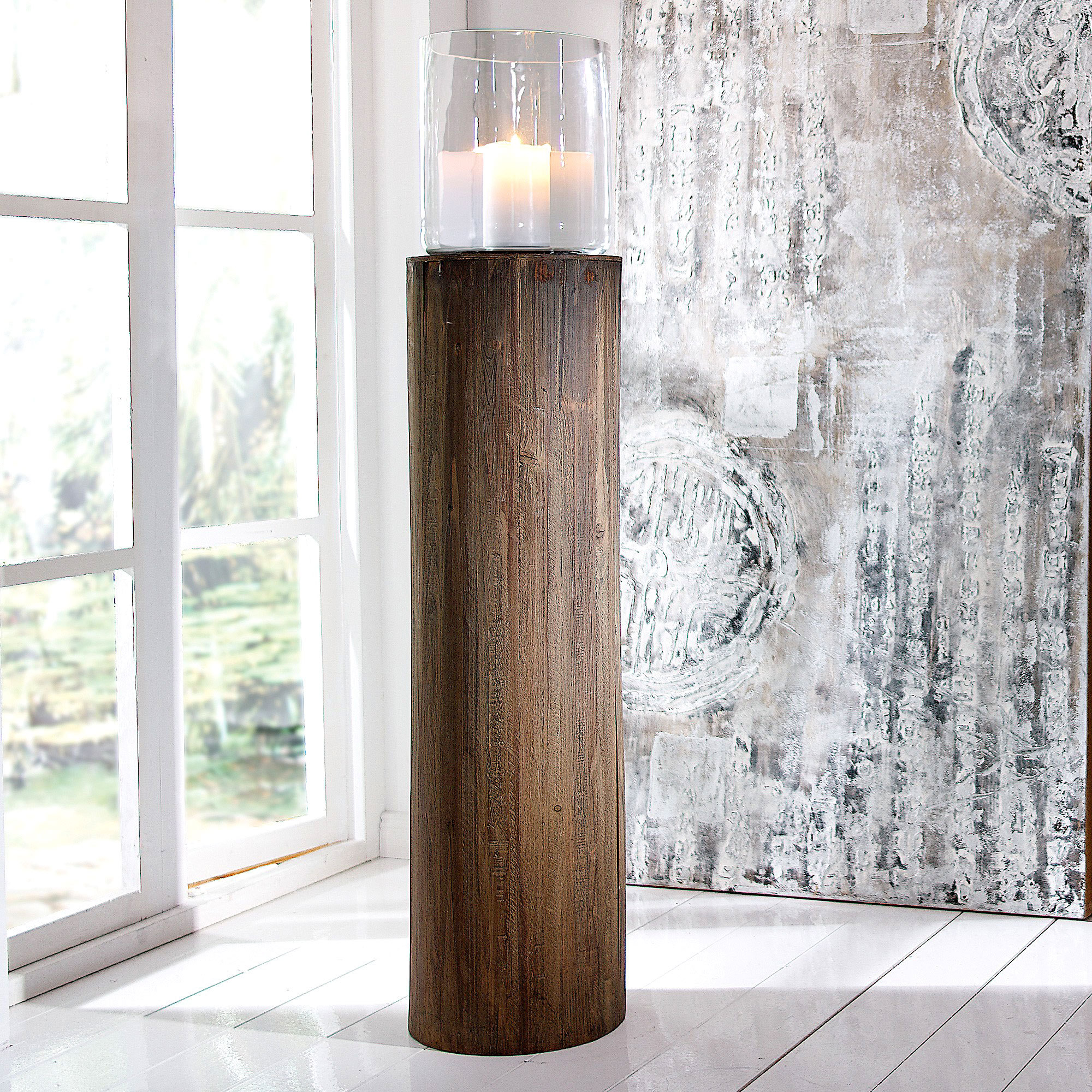 Windlicht Aus Holz Jetzt Bei Weltbild De Bestellen