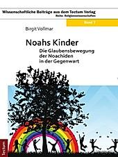 Wissenschaftliche Beiträge aus dem Tectum Verlag: Noahs Kinder - eBook - Birgit Vollmar,