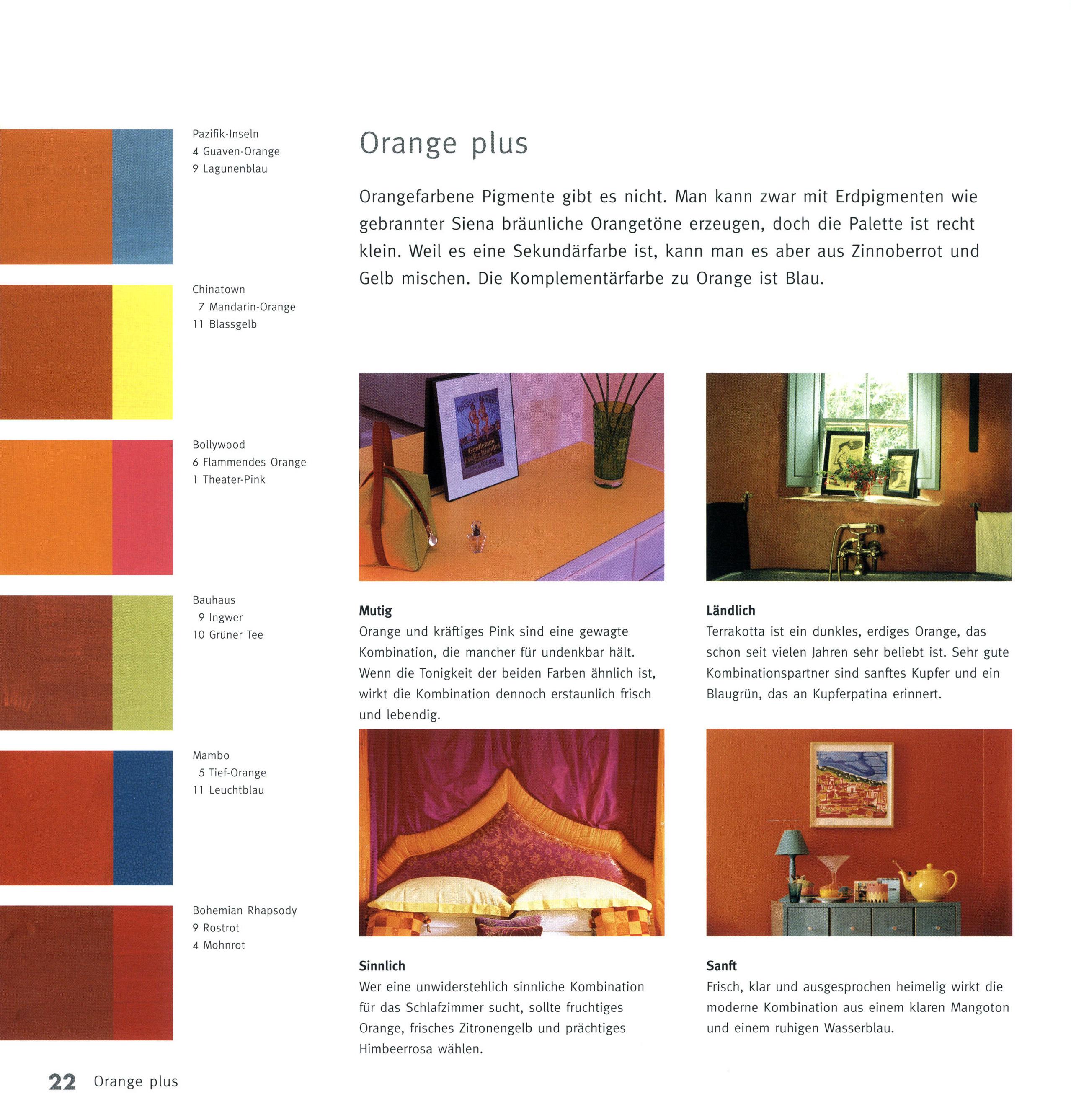 Wohnen Mit Den Richtigen Farben Buch Bei Weltbild At Bestellen