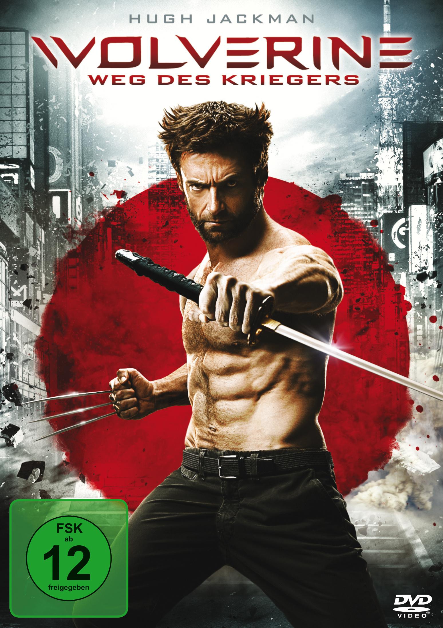 Wolverine: Weg des Kriegers DVD bei Weltbild.at bestellen