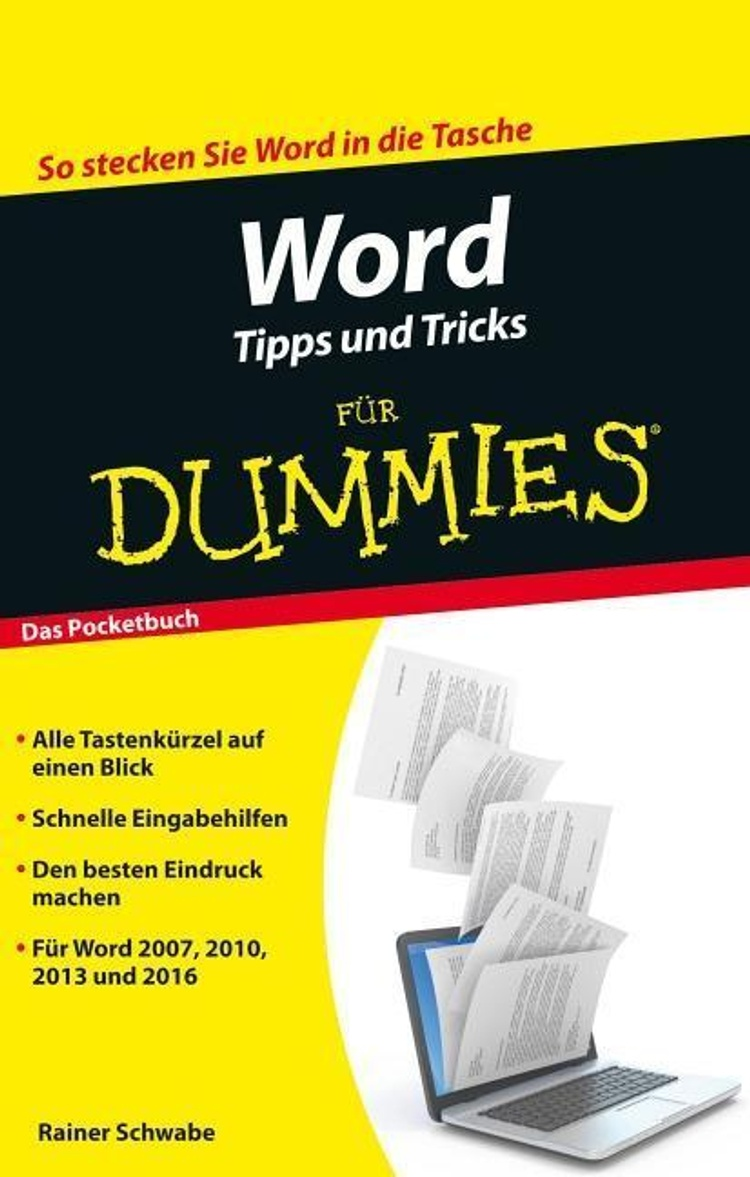 Word Tipps und Tricks für Dummies Buch versandkostenfrei bei ...