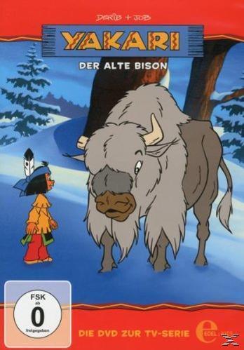 Image of Yakari - Der alte Bison