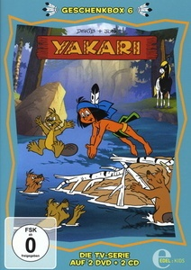Image of Yakari - Geschenkbox 6