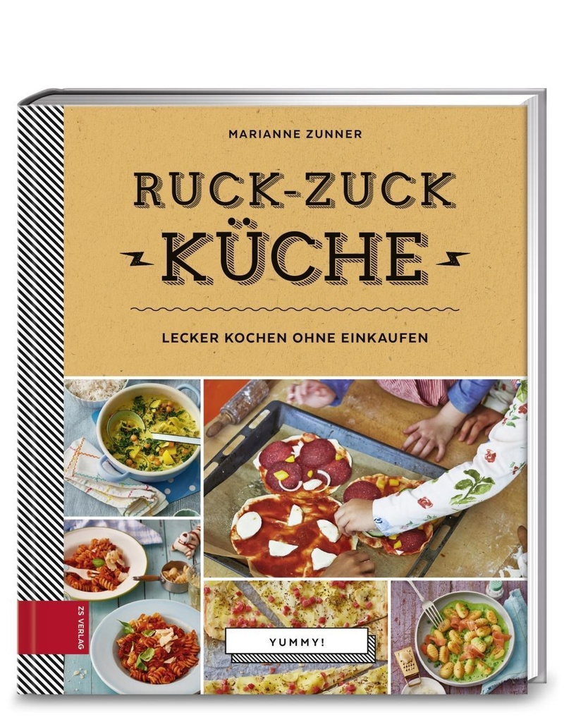 Yummy! Ruck-zuck Küche Buch versandkostenfrei bei Weltbild.de