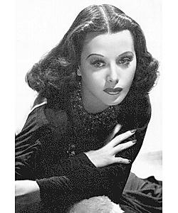 Hedy nackt Lamarr Hedy Lamarr
