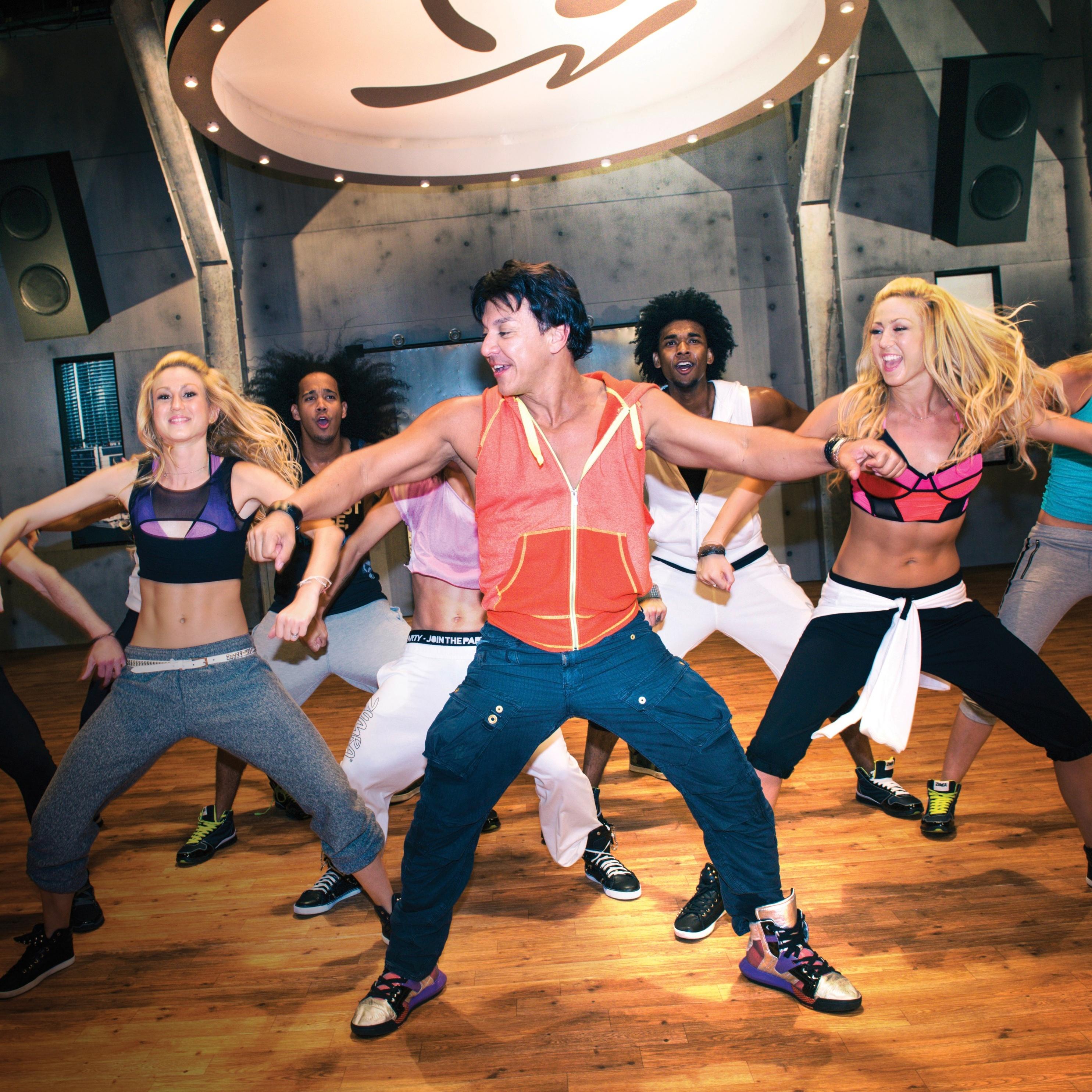 Cardio zum Abnehmen tanzen Cumbia