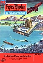 Zwischen Mars und Jupiter (Heftroman) / Perry Rhodan-Zyklus